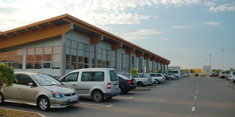 TTS Tooltechnic Systems Производство электроинструментов Общая площадь 2,5 Га Резидент парка с 2007 г