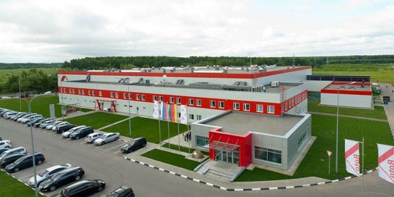 Roto Frank Производство оконной и дверной фурнитуры Общая площадь 6 Га Резидент парка с 2006 г
