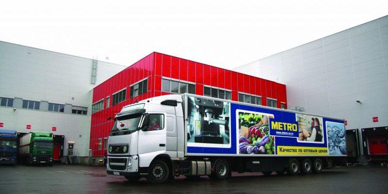 Метро Group Производственно-складской комплекс Общая площадь 12,8 Га Резидент парка с 2007 г