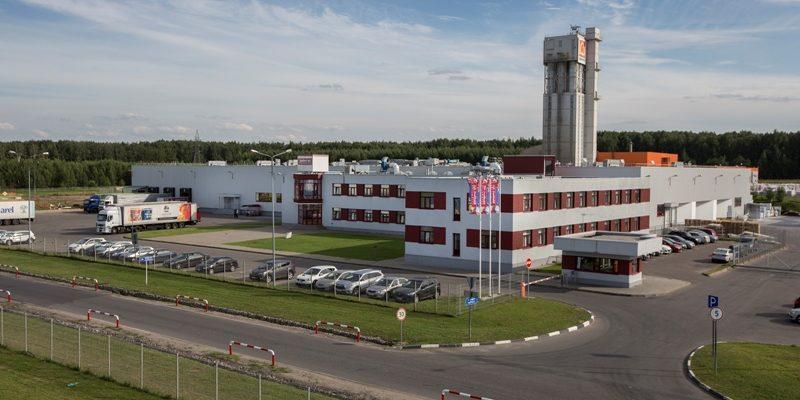 Meffert Производство лакокрасочных покрытий Общая площадь 5 Га Резидент парка с 2007 г