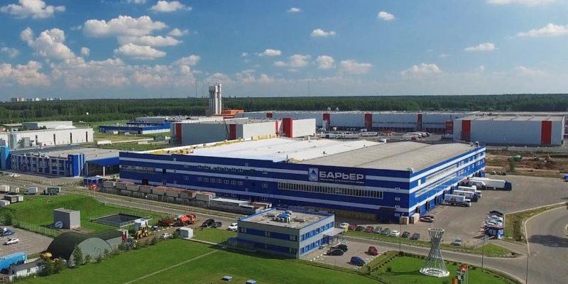 БВТ  Барьер Рус Производство фильтров для очистки воды Общая площадь 3,2 Га Резидент парка с 2011 г