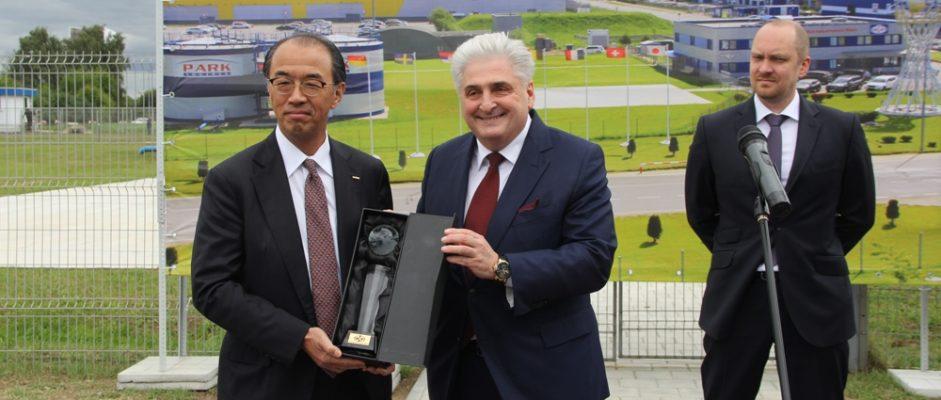 В индустриальном парке «Богородский» 4 июля открылось первое представительство японской корпорации «Sysmex Corporation»